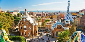 Tourist Places In Barcelona