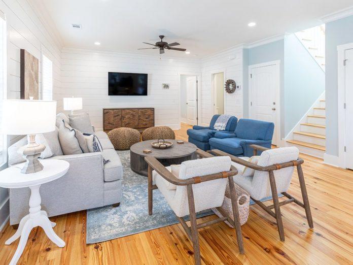Great Airbnb Basement